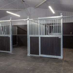 Overnight stabling (holidays and shows)